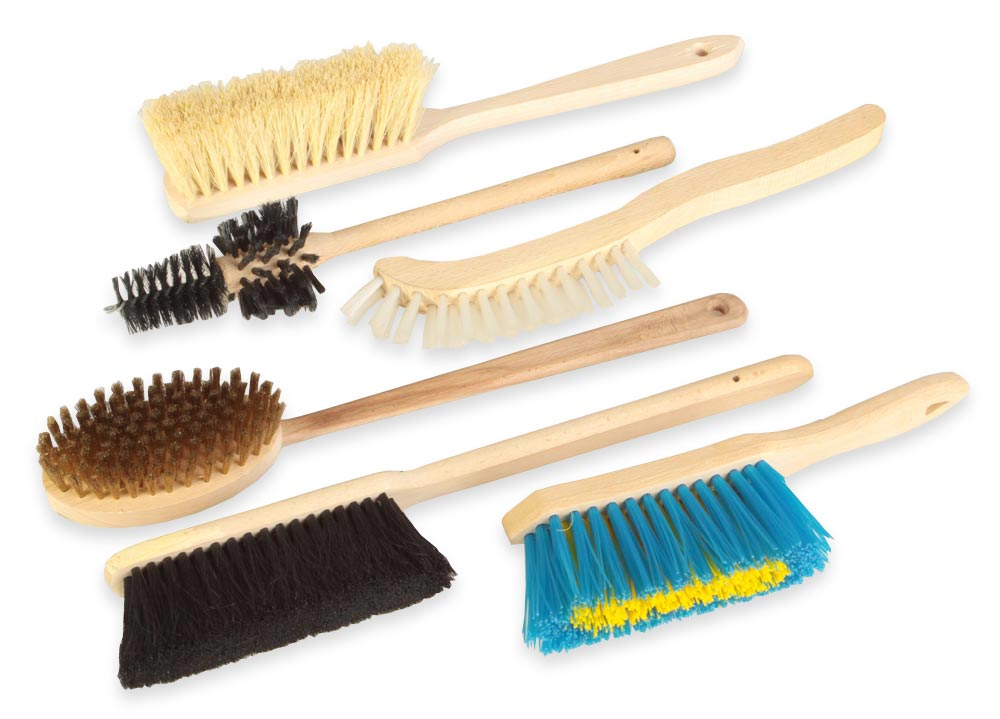 Industrial brushes, brushes, scrub brushes